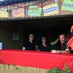 Das Team der Liederkranz Cocktailbar freut sich auf die ersten Gäste des Reißfestes 2017