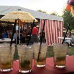 Kühle Longdrinks in der Cocktailbar auf dem Rießfest Magstadt 2017